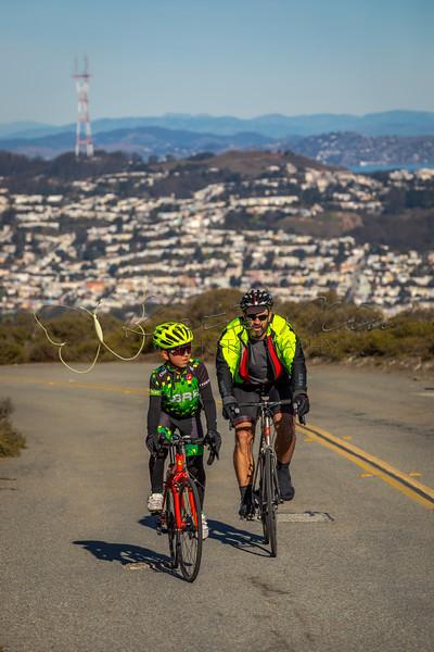 San Bruno  Mountain Hill Climb
