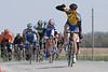 Iowa City Road Race - Men's Cat 4 winner - Carson Christen