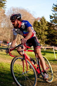 Cycle-Smart International Round 10 of the Verge New Engalnd Cyclocross Series, held in Northampton, MA on Sunday 11.8.09  Photograph taken by Portland, Maine based photographer Jeff Scher.  Dan Timmerman