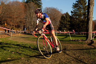 Dan Timmerman - Cycle-Smart International Round 10 of the Verge New Engalnd Cyclocross Series, held in Northampton, MA on Sunday 11.8.09  Photograph taken by Portland, Maine based photographer Jeff Scher.