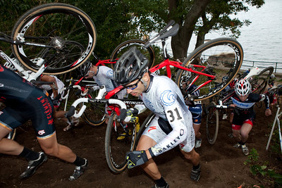 Great Brewers Gran Prix of Gloucester Cyclocross Race 2010.  Day 2 October 3, 2010