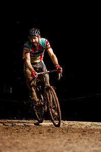 Race # 8 of the 2009 Verge New England Championship CycloCross Series held at Pineland Farms in New Gloucester, Maine on Sunday October 25, 2009.  Photograph taken by Portland, Maine based photographer Jeff Scher.