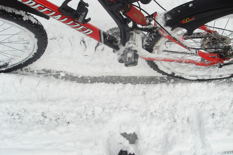"""Ice.   Nokian Extremes would have been perfect.  I'm riding 2.4"""" Mutano Raptors on Alex DX32 (39mm wide) rims."""