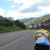 Day 1 Glenwood Springs to Hotchkiss