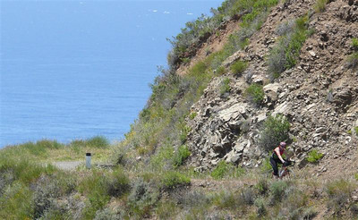 Yes, it really was that steep!