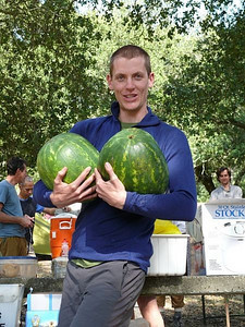 Nice... er melons.