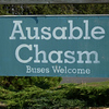343 Ausable sign