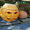 567 Carved Pumpkin