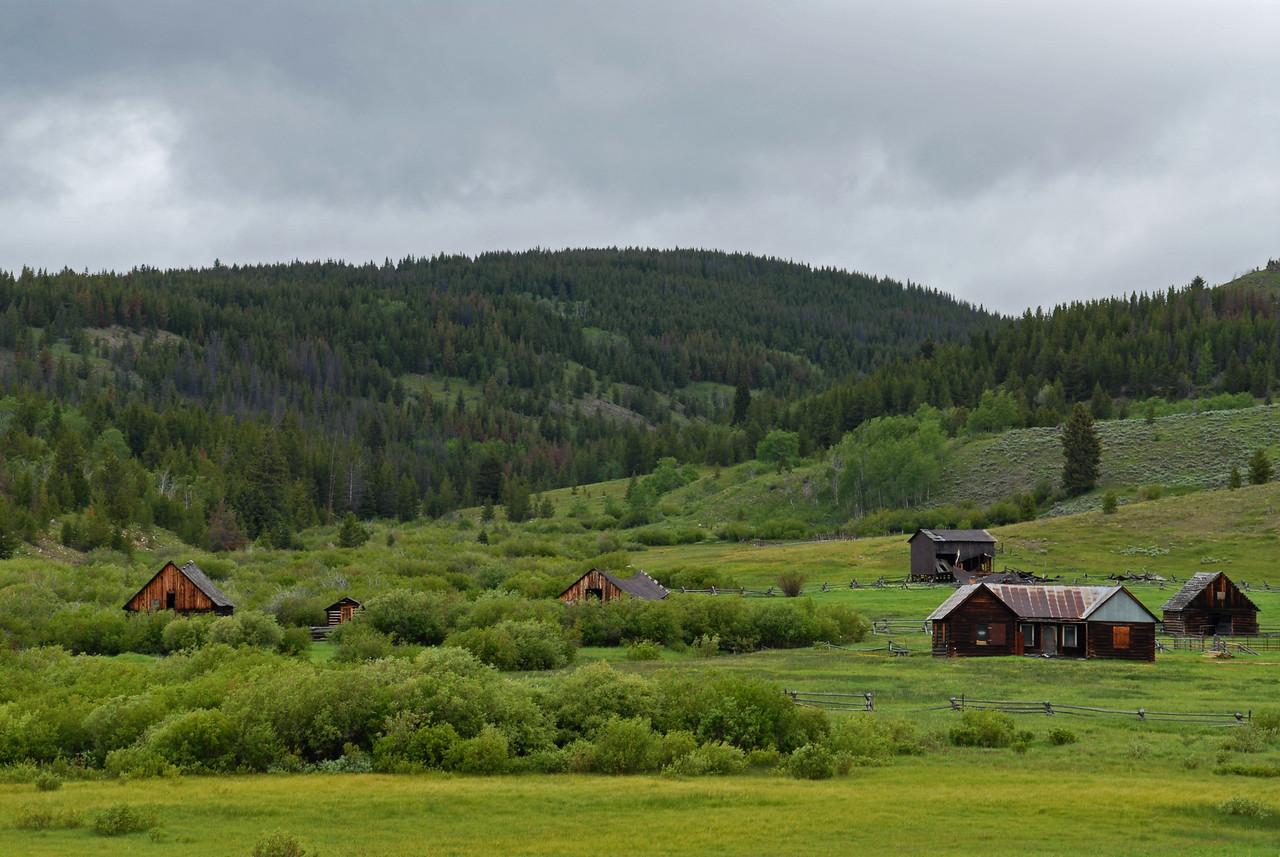 Mule Ranch