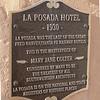 1157 La Posada Sign