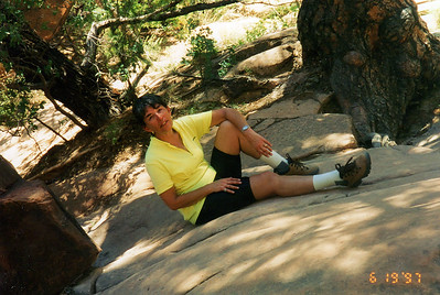 080 Sandra Zion Hike