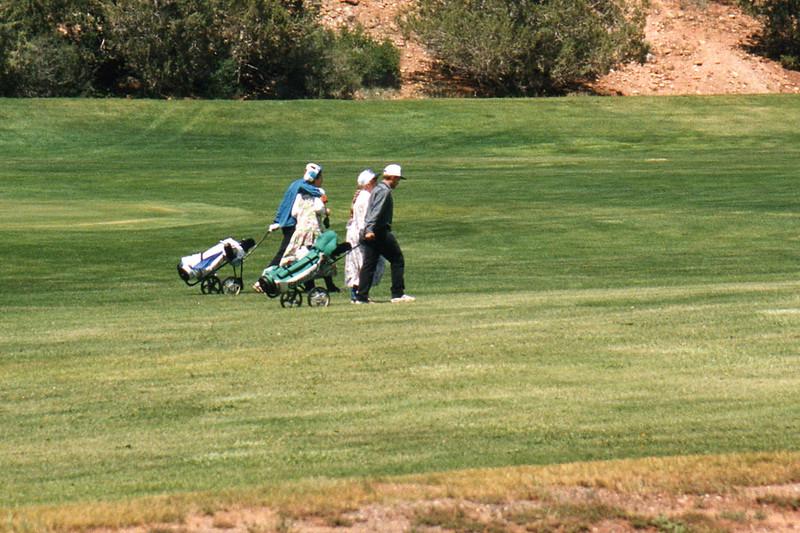 063 Local Golfers