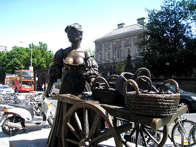 Molly Malone of course!