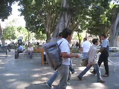 Oaxaca Video clips Merged