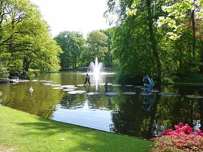 Amsterdam Keukenhof Gardens 2015  27