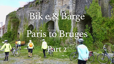 Barge Tour 2015 (For 720 Split)