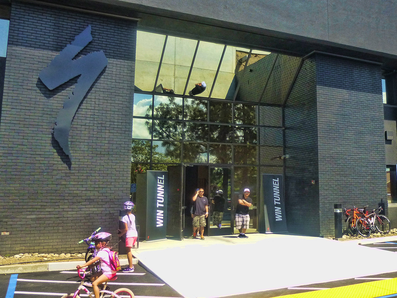 Specialized Wind Tunnel 1