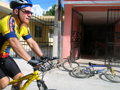 Mexico Bike to Valladolid 11:29:07 5