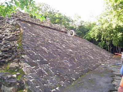 Mexico Bike to Cobá:Cenote 11:30:07 28