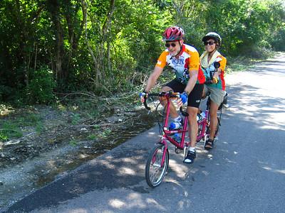 Mexico Bike to Cobá:Cenote 11:30:07 2