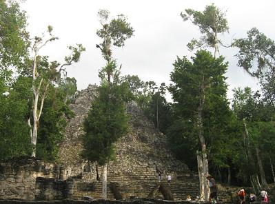 Mexico Bike to Cobá:Cenote 11:30:07 22