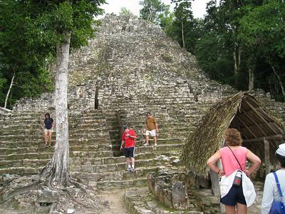 Mexico Bike to Cobá:Cenote 11:30:07 24