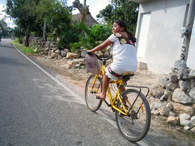 Mexico Bike to Cobá:Cenote 11:30:07 10
