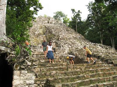 Mexico Bike to Cobá:Cenote 11:30:07 26