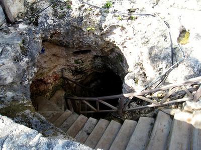Mexico Bike to Cobá:Cenote 11:30:07 5