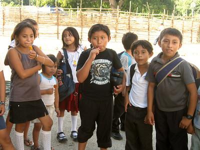 Mexico Bike to Cobá:Cenote 11:30:07 16