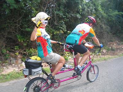 Mexico Bike to Cobá:Cenote 11:30:07 3