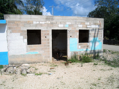 Mexico Bike to Cobá:Cenote 11:30:07 13