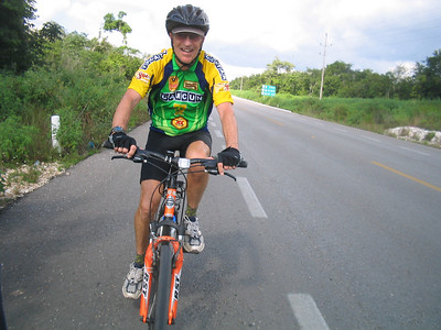 Mexico Bike to Tulum 12:01:07 8