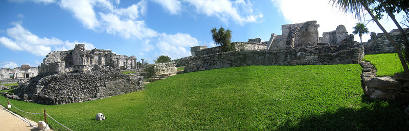 Mexico Tulum Ruins:Xel-Há 12:02:07 7