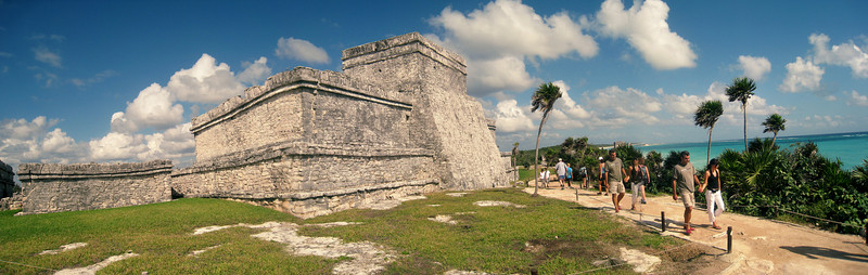 Mexico Tulum Ruins:Xel-Há 12:02:07 9