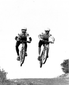 Mike Jordan and Tom Collins - Team Marin
