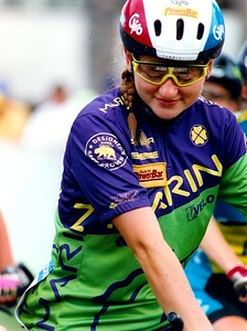 Eva Orvosova - Team Marin