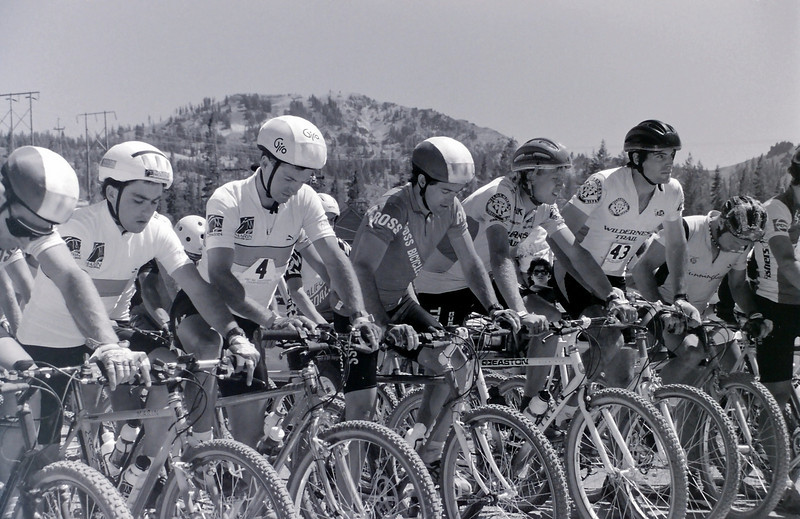 Donner Pass Mountain Bike Race 1988