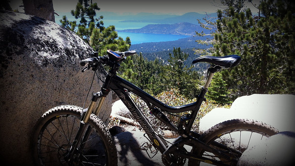 Tahoe Meadows - TRT - Sand Harbor