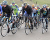 Horner, Lance, Danielson, Ivan Basso (green) and Levi