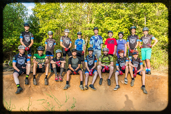 Smoky Mountain Bears MTB Team 20160929