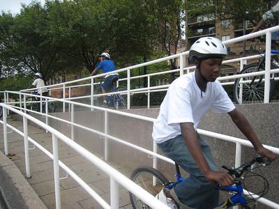 2009 Earn A Bike camp