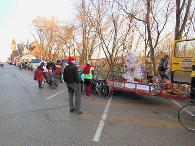 2014 Chrismas Parade