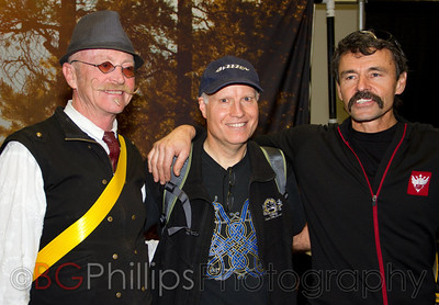 Gary Fisher, Joe Breeze and Tom Ritchey. The three founding fathers of mountain biking.