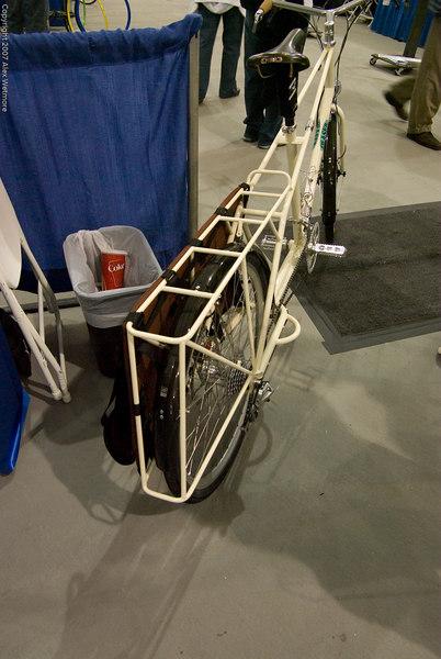 Fraser's rack system