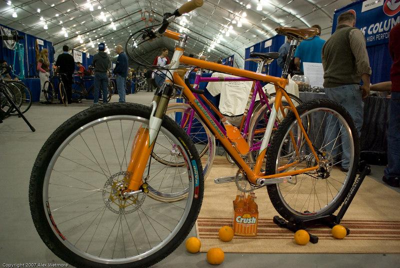 Bohemian Orange Crush