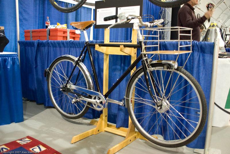 Front basket ANT bike
