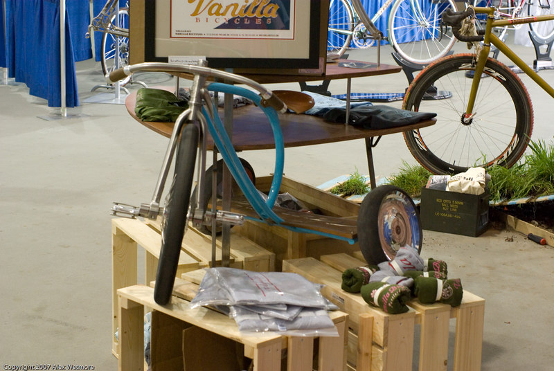 Another shot of the Vanilla trike