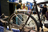 Hunter Cycles rear rack.  For small panniers?