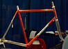 This is a popular Waterford show bike.  Nice carved lugs.